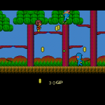 Alex Kidd: High Tech World -- Ninjas??
