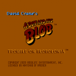 A Boy and His Blob - Title Screen