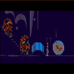 Out of This World - Stained Glass (SNES)