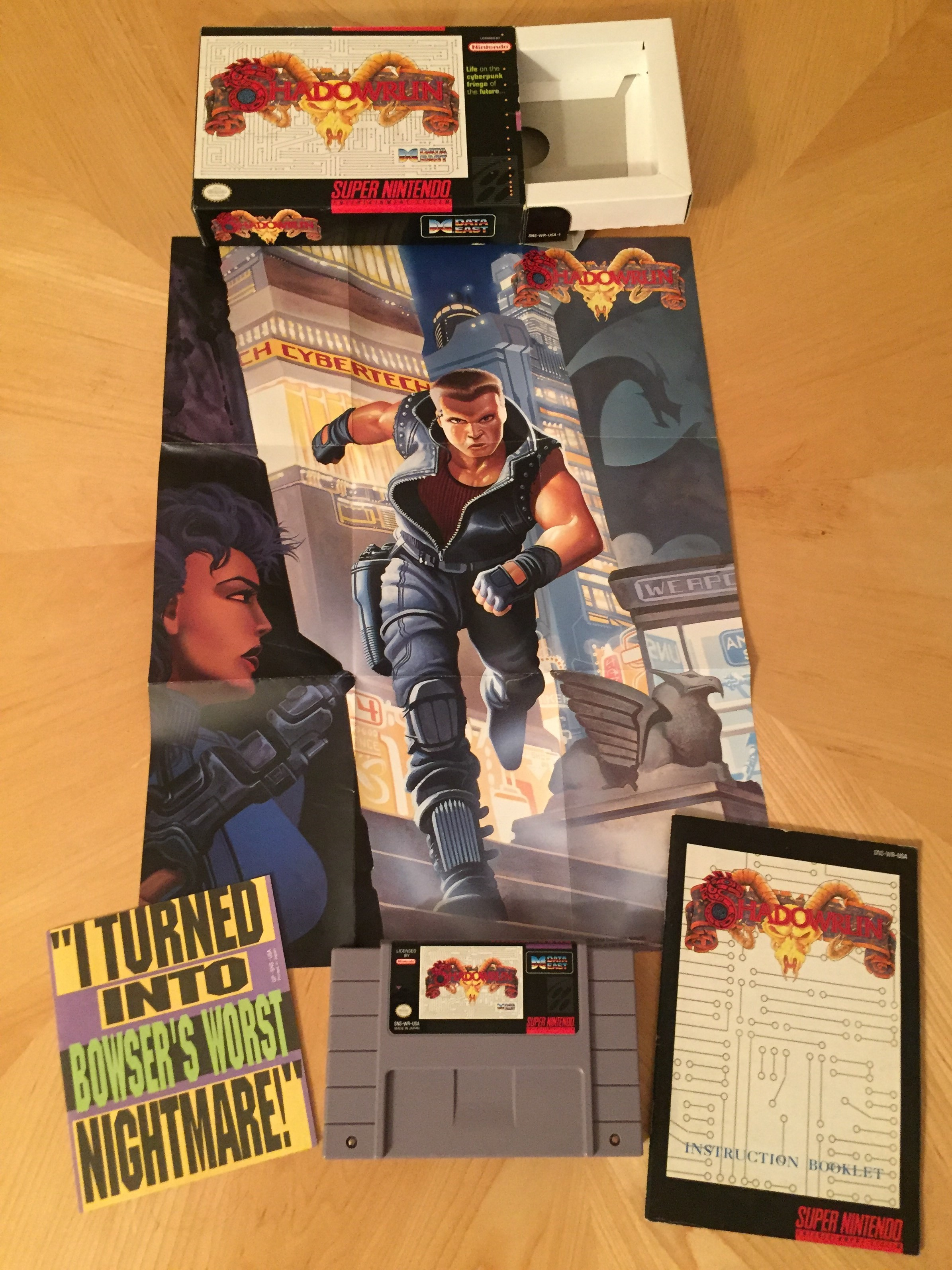 My Shadowrun Story : The Retro Review Project